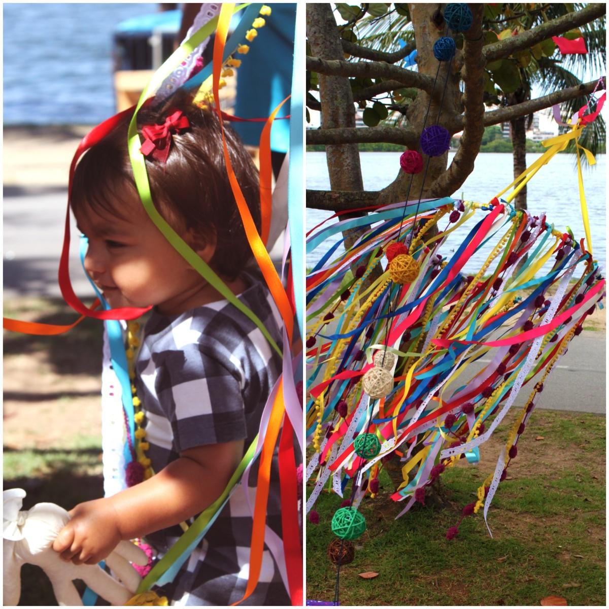 """Brincar na natureza: o vento como """"alimento de pensar"""""""