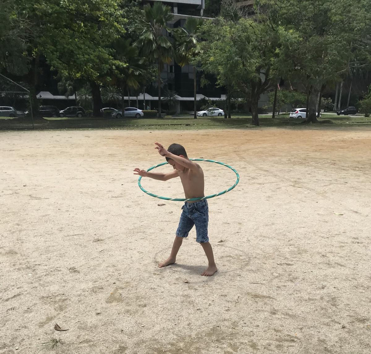 8 brincadeiras ao ar livre [Repost]